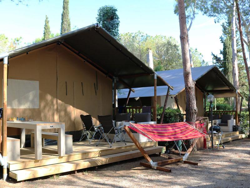 Villatent - Campeggio del Garda, Glamping.nl