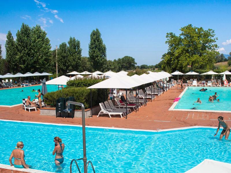 Zwembad - Villatent La Chiocciola, Glamping.nl