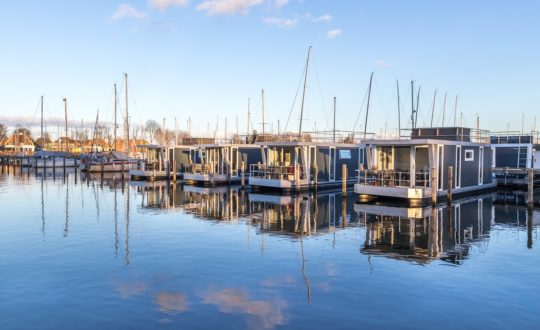 Marina Parcs Jachthaven Naarden - Glamping.nl