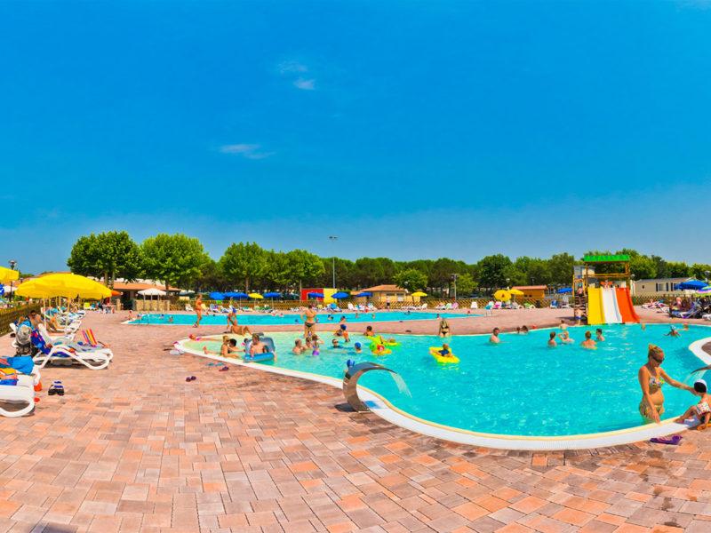 Zwembad camping - Campeggio Del Garda, Glamping.n
