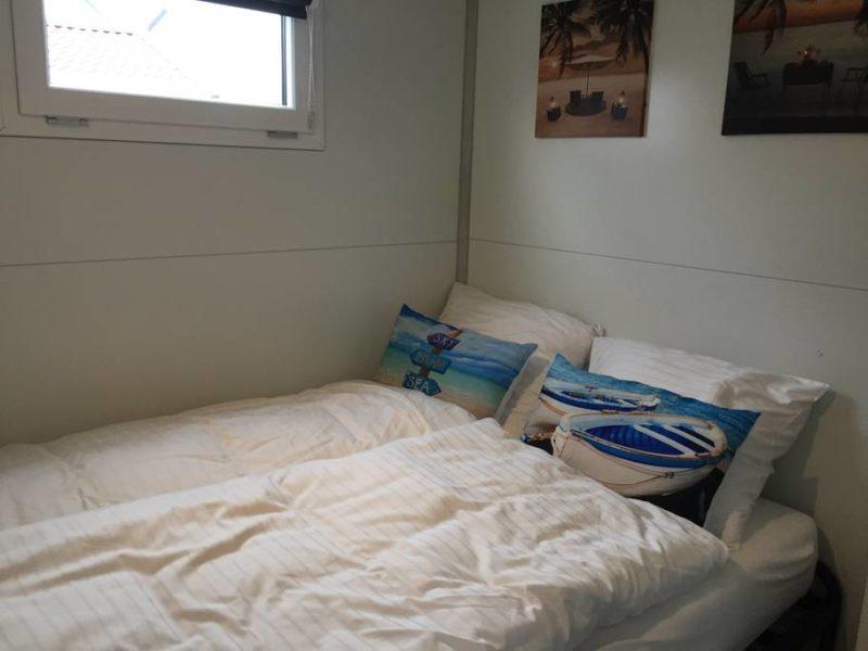 Slaapvertrek havenlodge - Marina Parcs Jachthaven Naarden