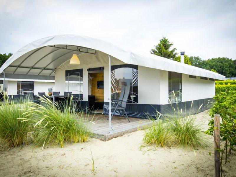 Tentvilla - Recreatiepark Duinhoeve, glamping.nl