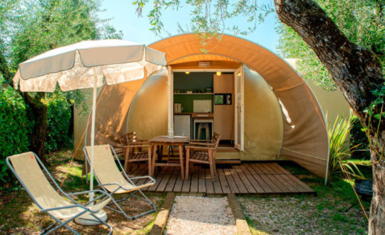 Vacanze Camping Boutique - Glamping.nl