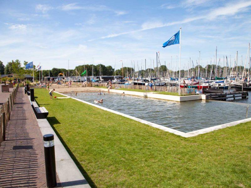 Zwembad - Marina Parcs Jachthaven Naarden