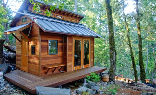 Zo kun je een Tiny House of glampingaccommodatie kopen