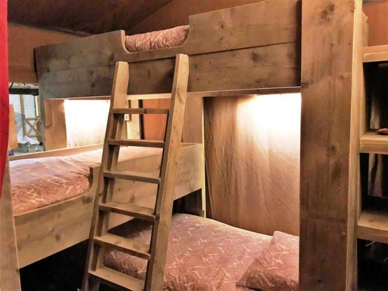Slaapkamer kinderen - Aux Quatrefeuilles d'Oc