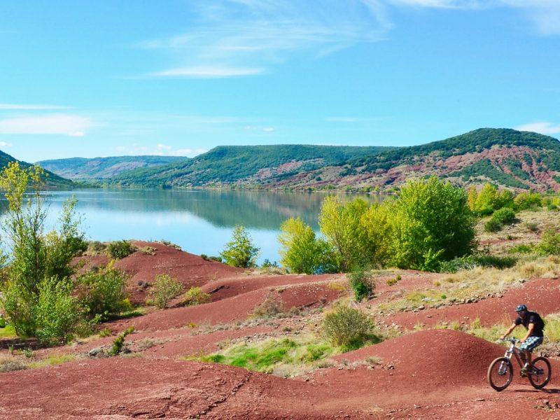 Lac Salagou - Aux Quatrefeuilles d'Oc