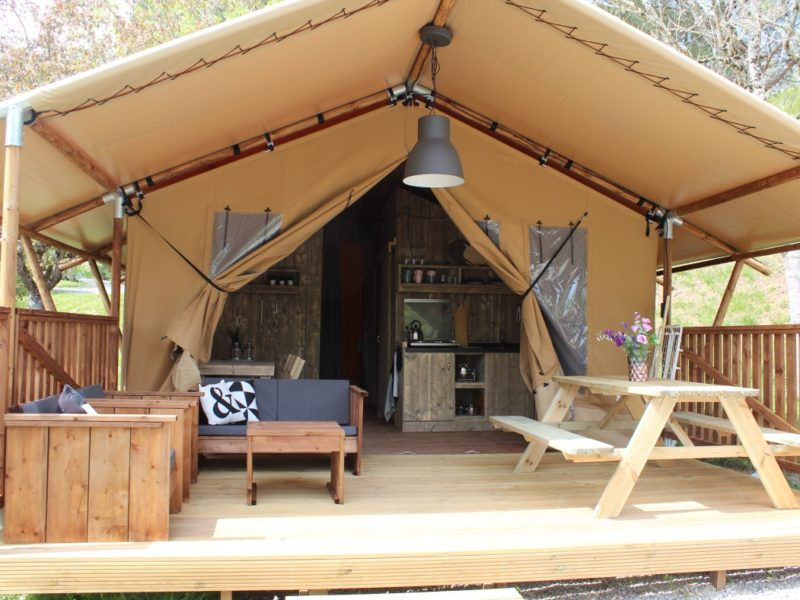 Safaritent Glamping4All