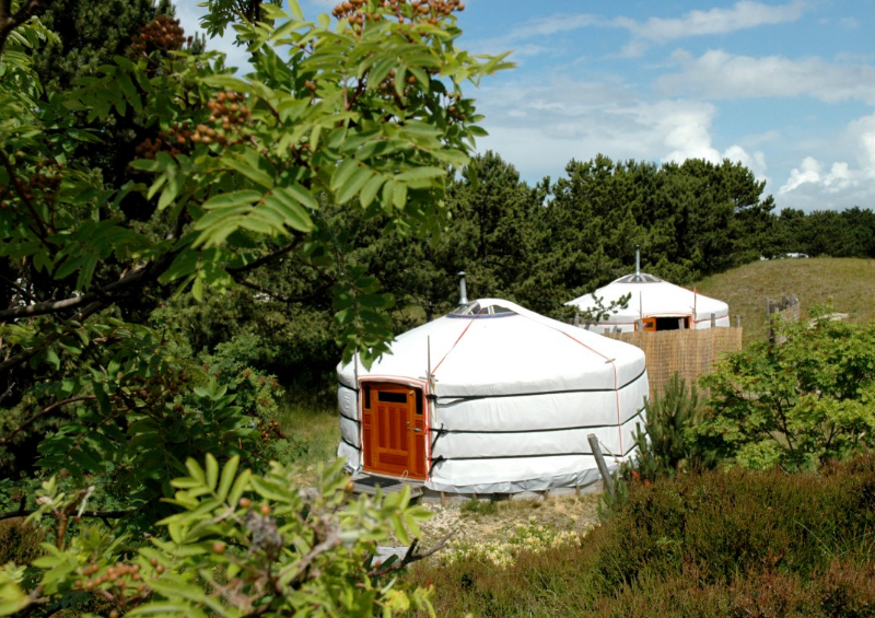 Texel Yurts - Glamping.nl