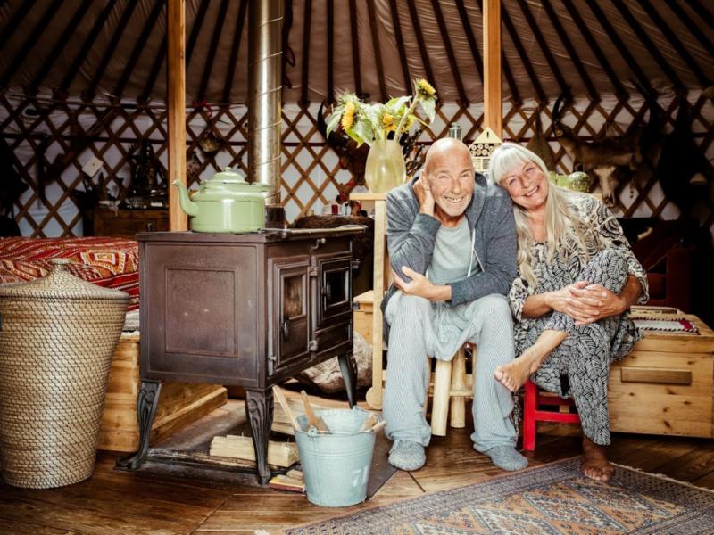 Yurt- Texel Yurts, Glamping.nl