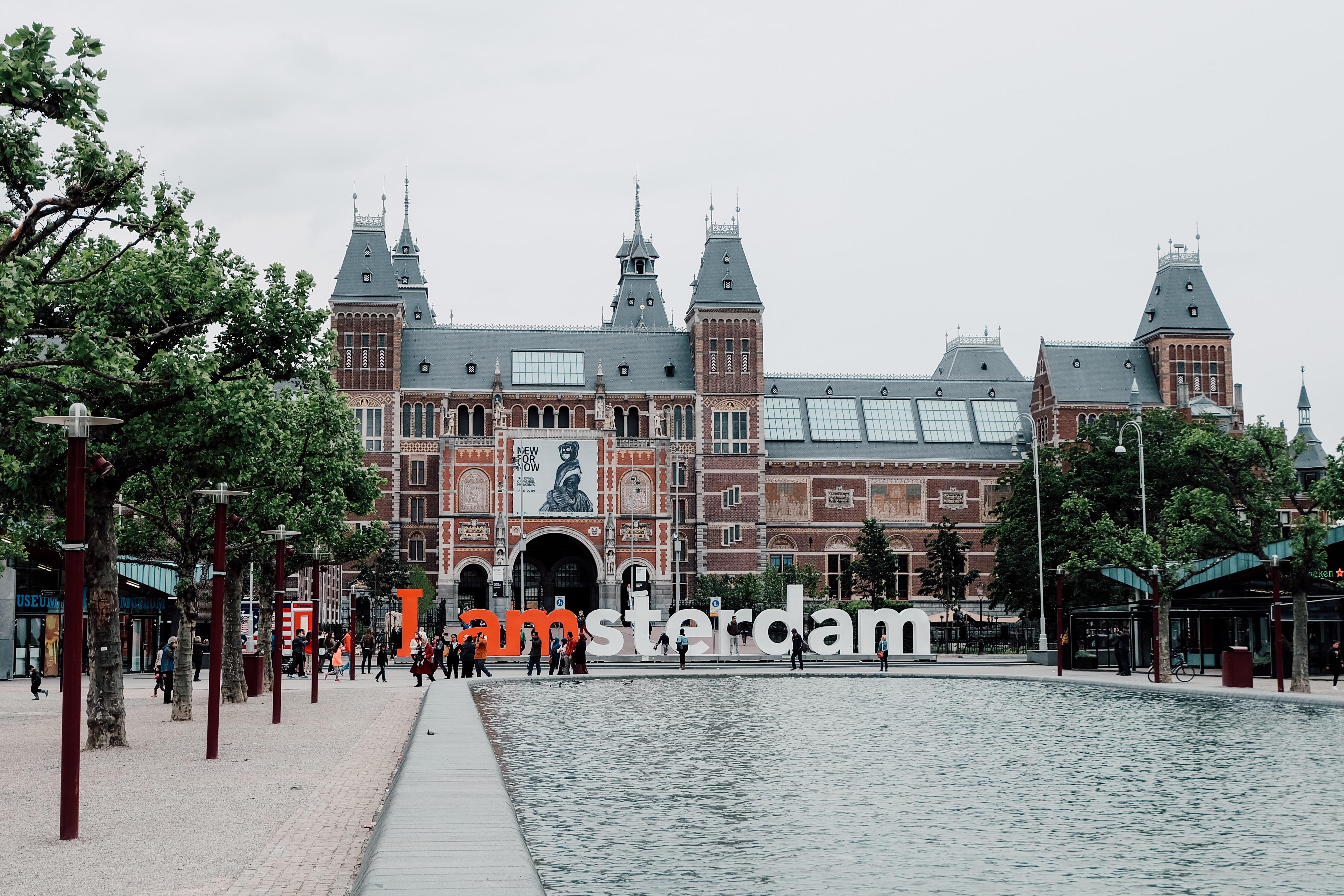 Amsterdam - moeders