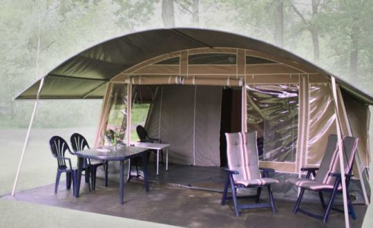 Leï Suves - Glamping.nl
