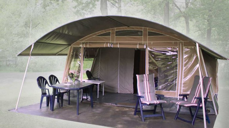 Lodgetent - Leï Suves, Glamping.nl