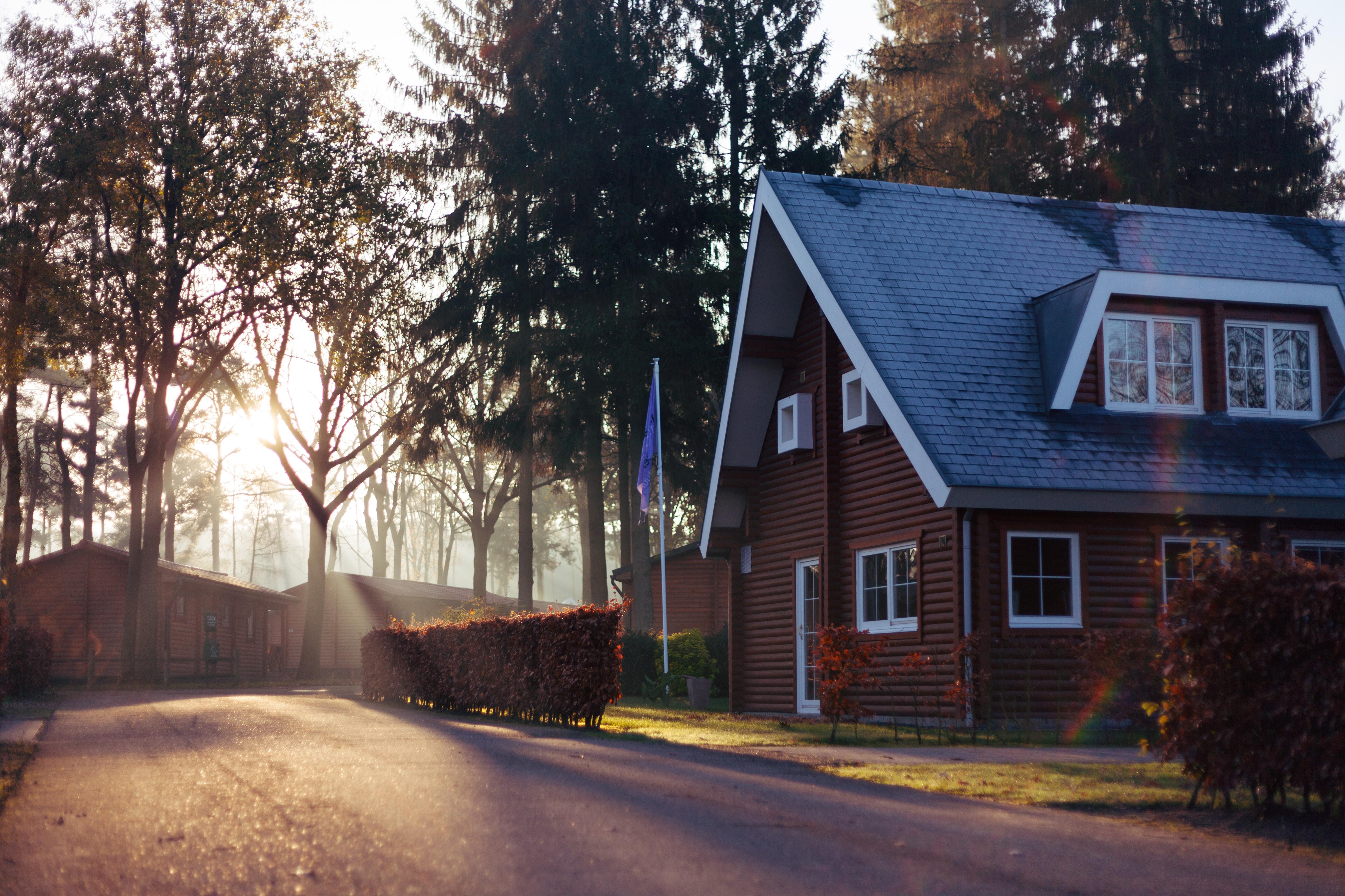 Huis - een zorgeloze glampingvakantie