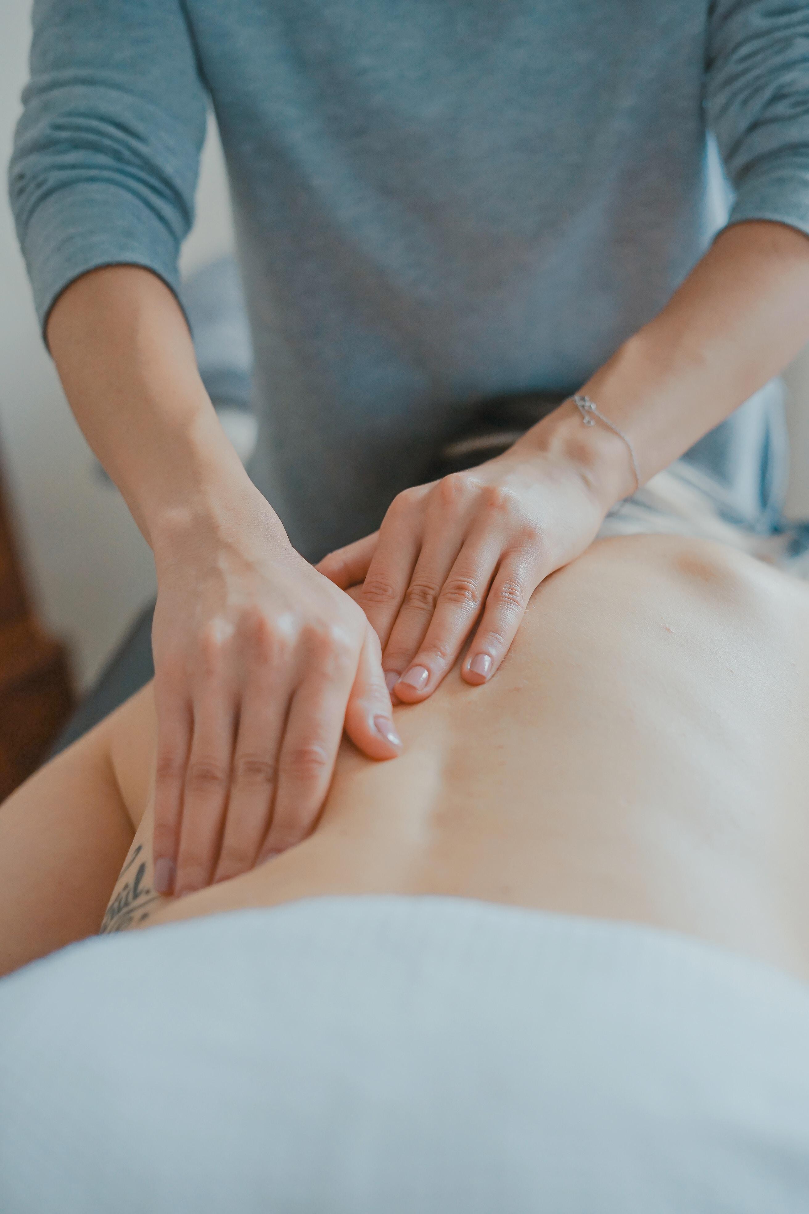 Massage - moeders