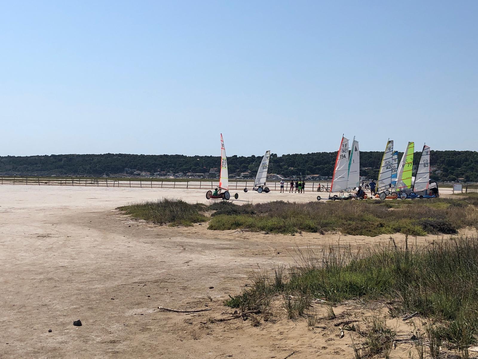 Kitesurfen - mijn verblijf op Domaine Presqu'île de la Franqui