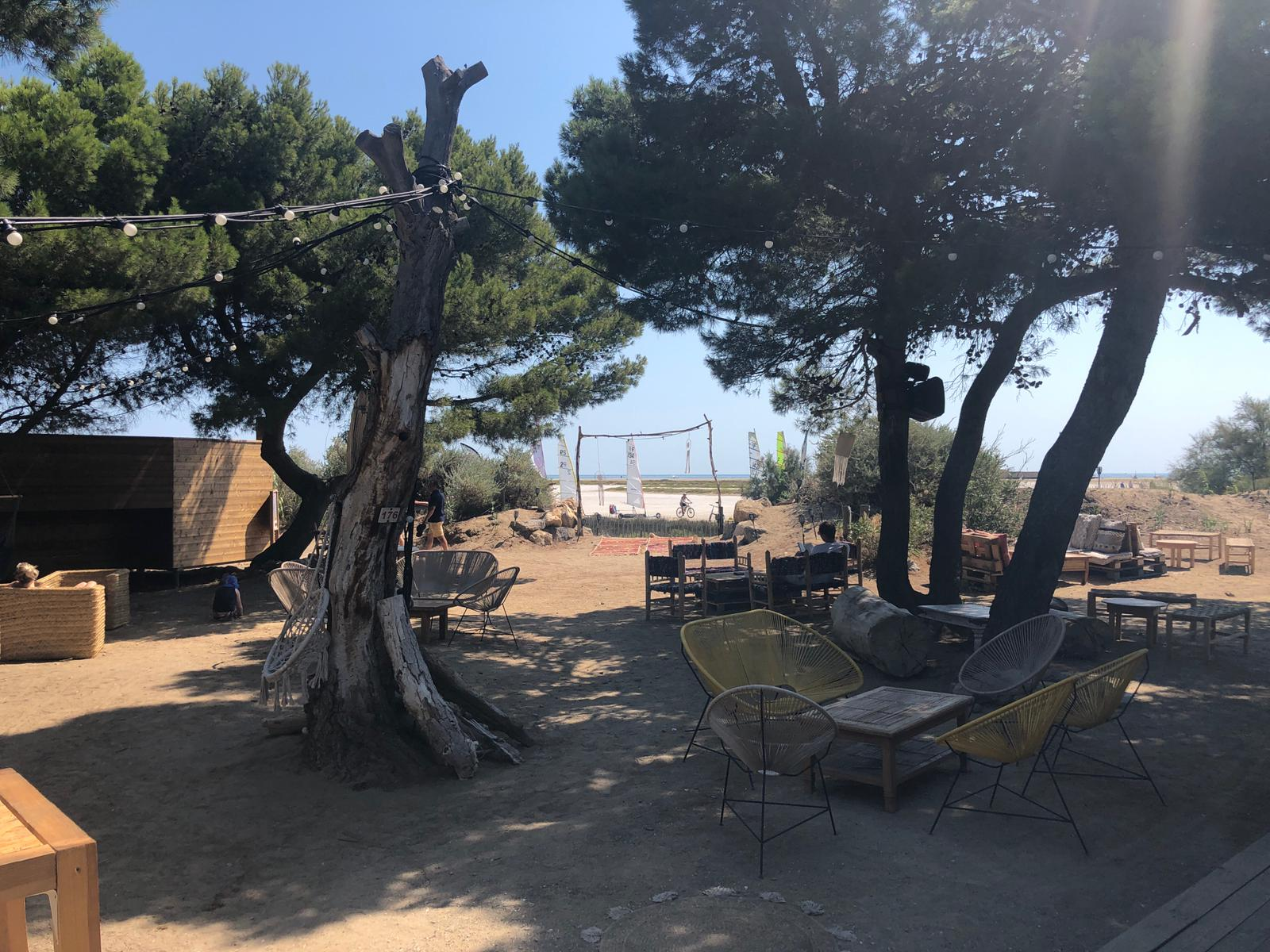 Strand - Domaine Presqu'île de la Franqui
