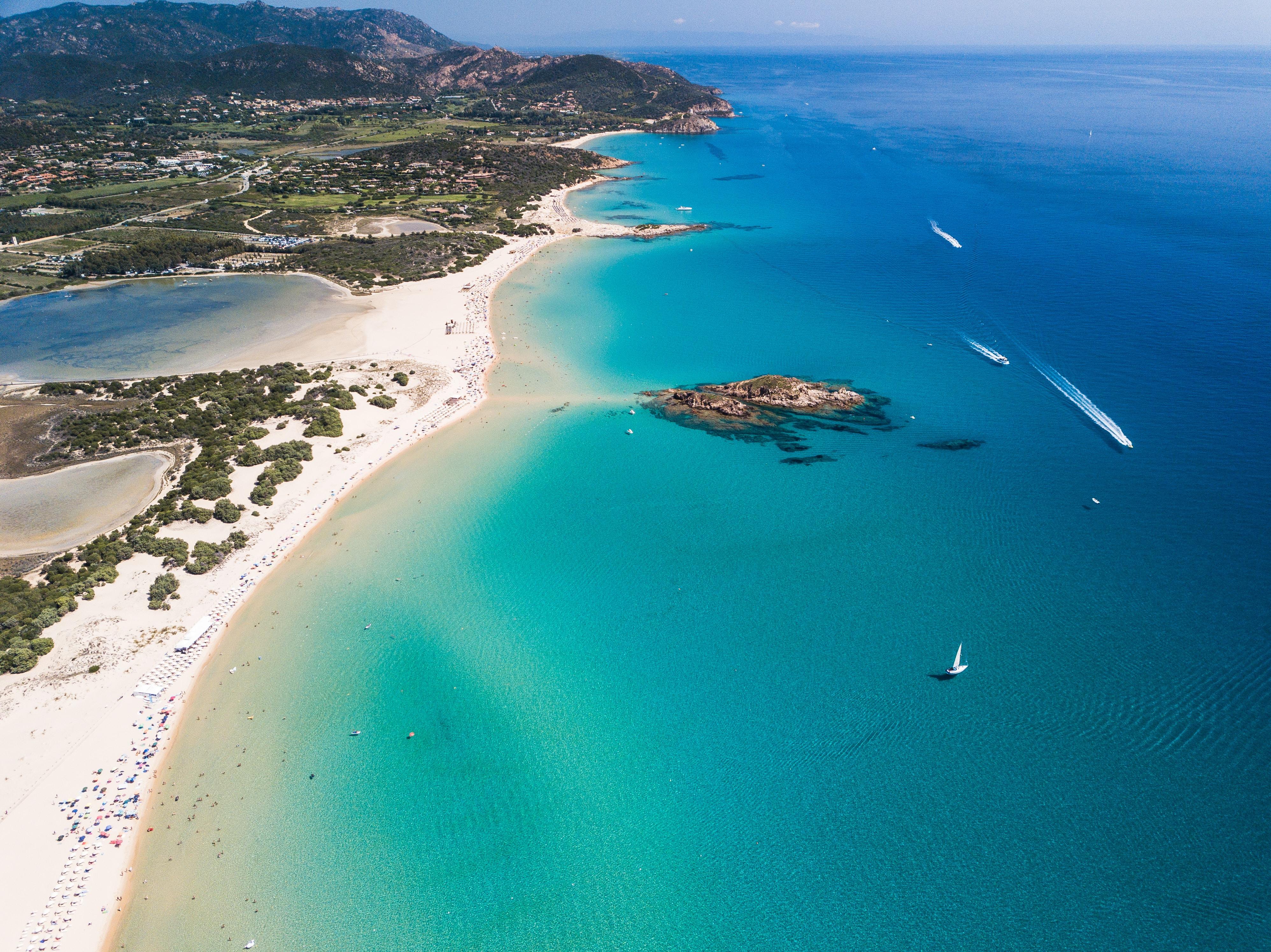 Glamping facts Sardinië