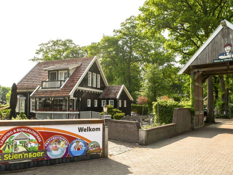 glamping nederland