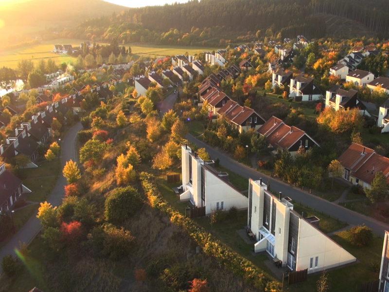 glampen bij Hochsauerland