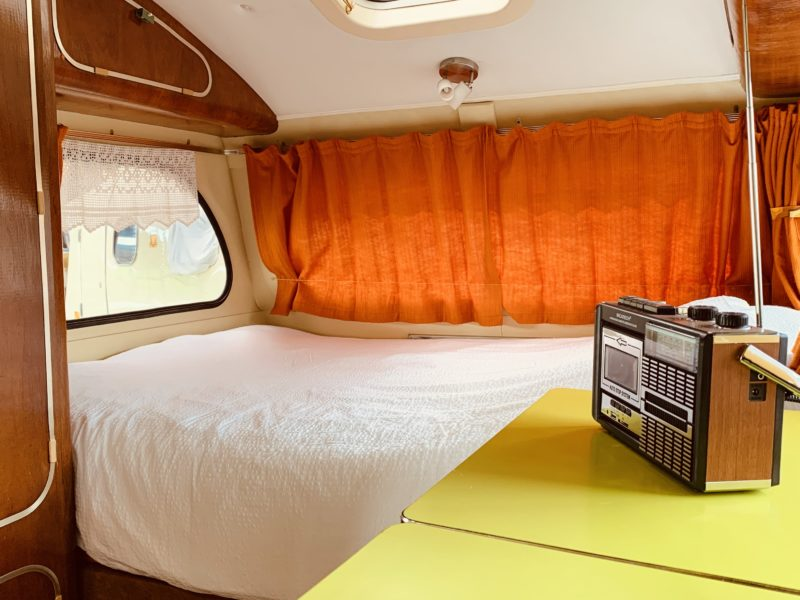 Bed Vintage Vacation - Glamping