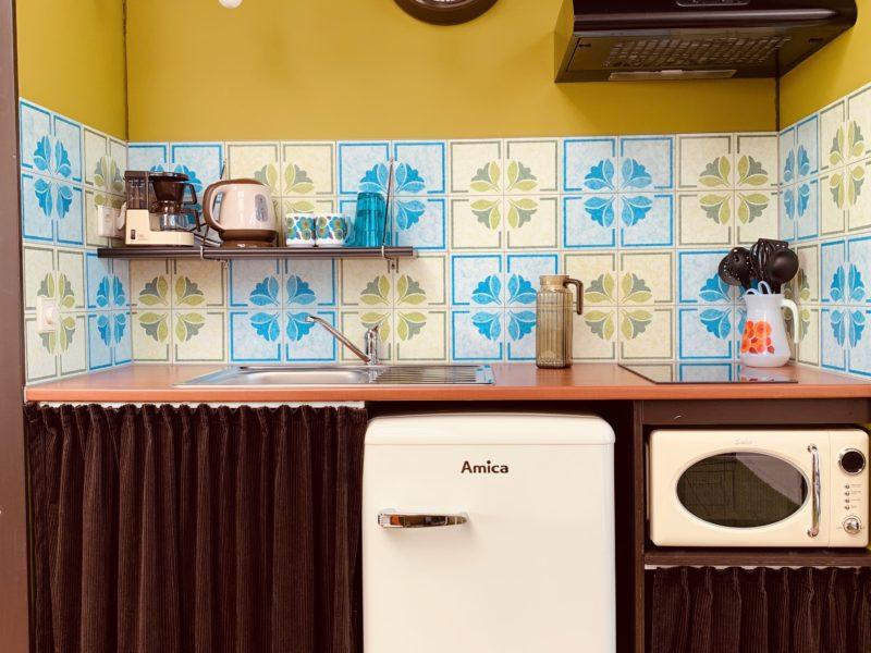 Keuken Vintage Vacation - Glamping