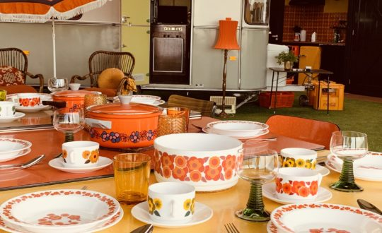 Vintage Vacation - Glamping.nl