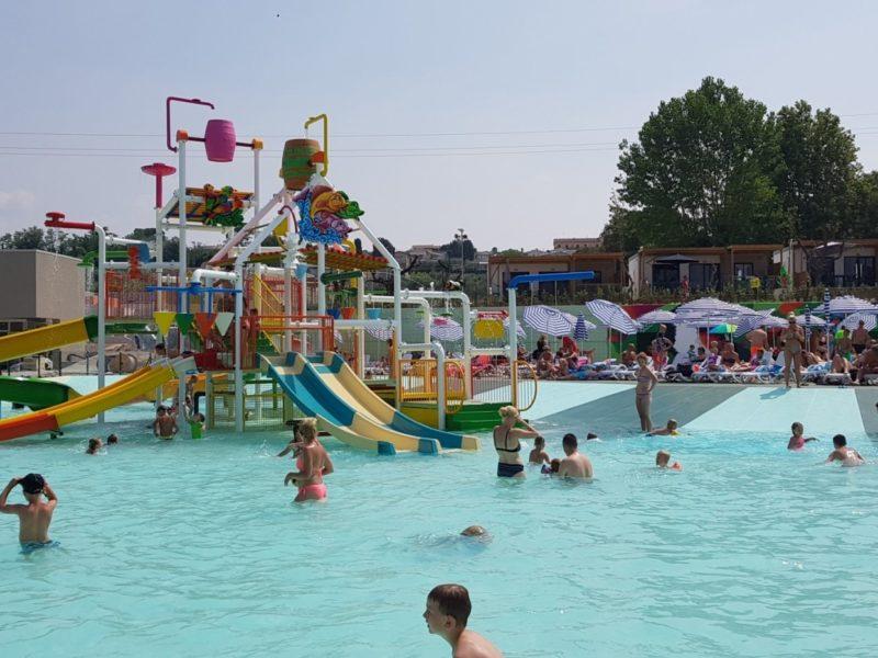 Nieuw zwembad 2 - Cisano San Vito