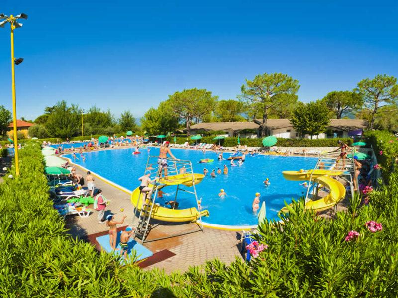 Camping Cisano San Vito Zwembad - kopie