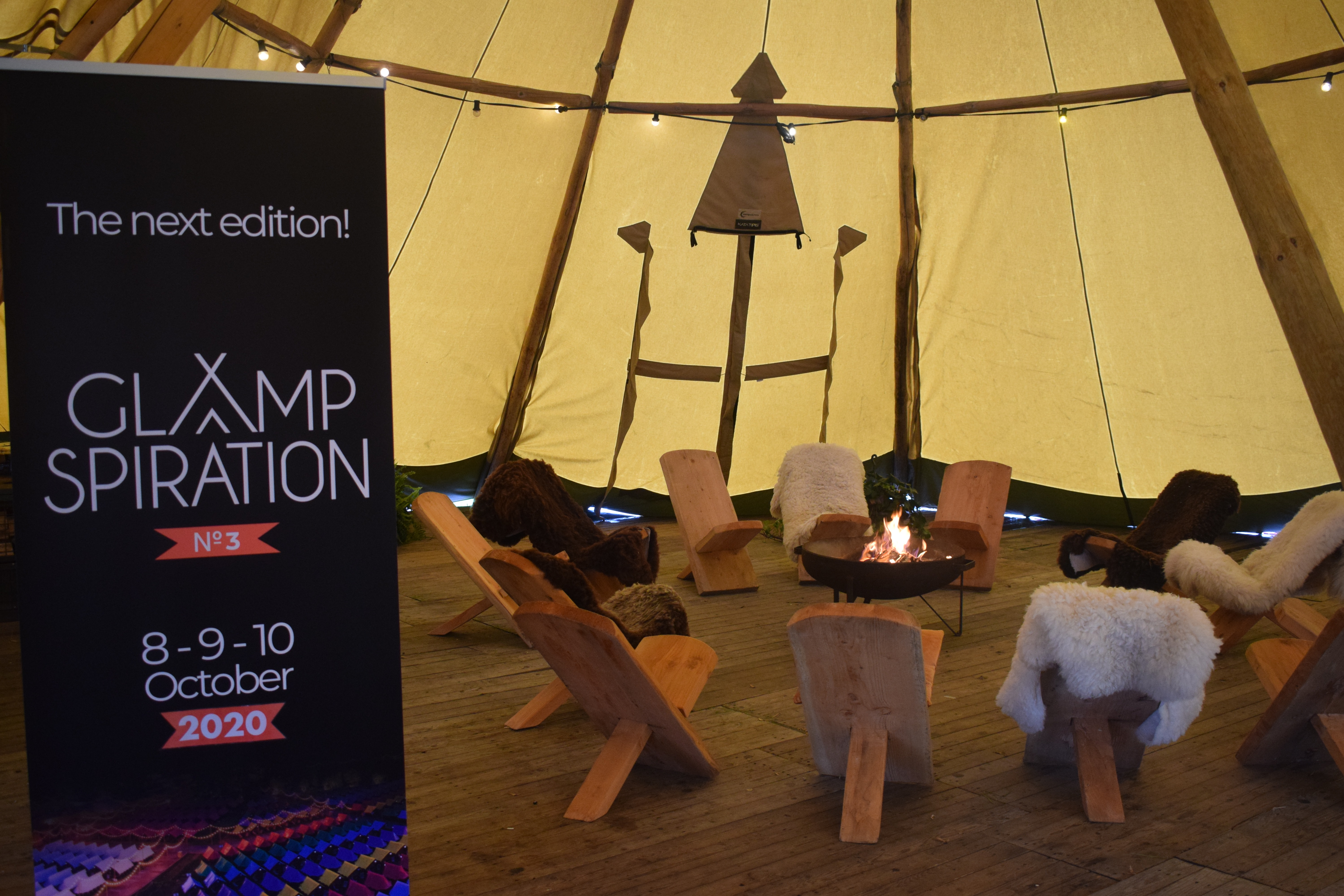 Glampspiration No. 3 via Glamping.nl
