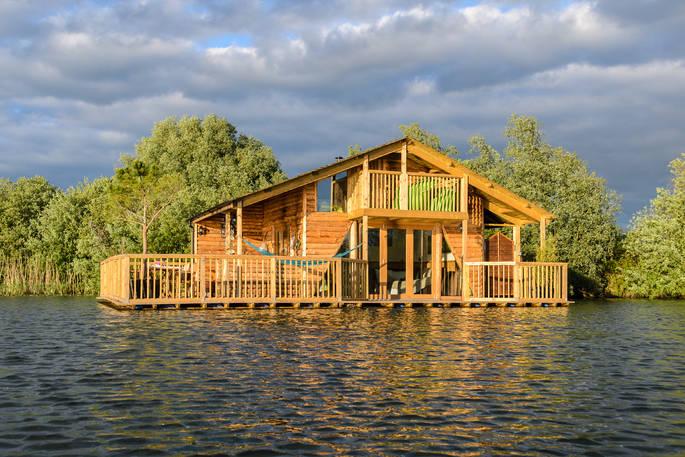 Huis The Raft of Chigborough via Glamping.nl