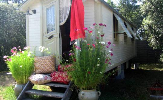 Alfonso's wagon - Glamping.nl