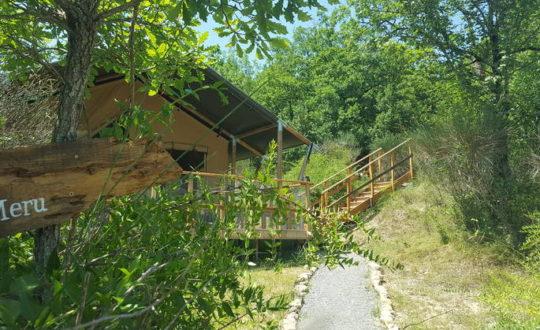 Le Camp Tarn et Gannone - Glamping.nl
