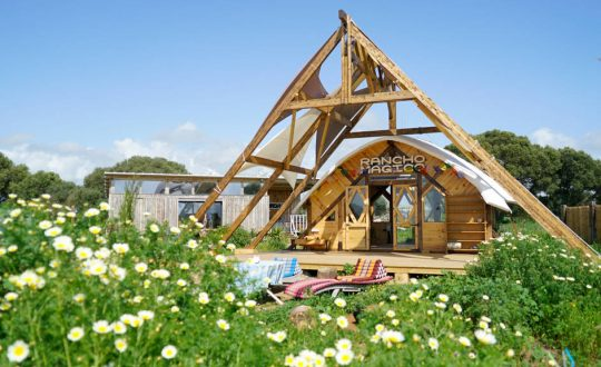 Magic on Stilts - Glamping.nl