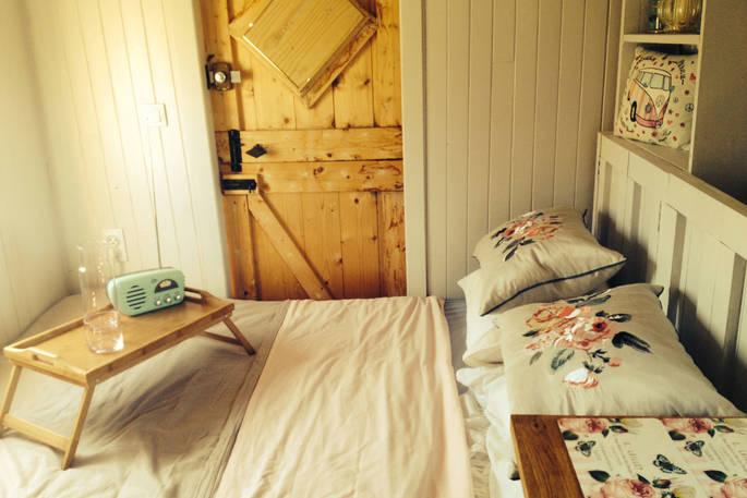 Slaapkamer Cabin - La Cambuse