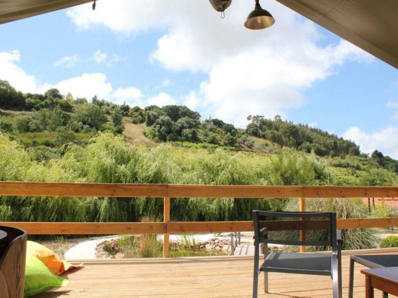 Natuurhuisje in Cabeca Alta - Mooiste steden in Portugal om te glampen