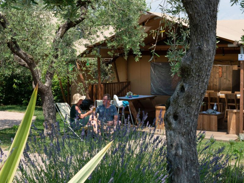 Safaritent camping Weekend - Vacanze col cuore