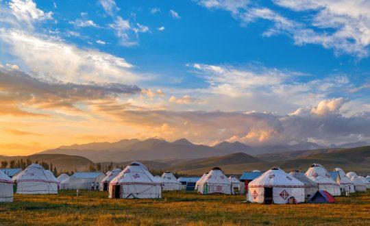 Dit zijn de voordelen van glamping in een yurt