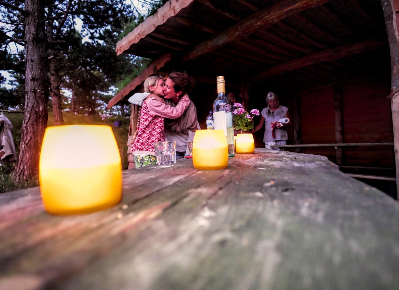 Samenzijn en vertragen bij Texel Yurts - Glamping