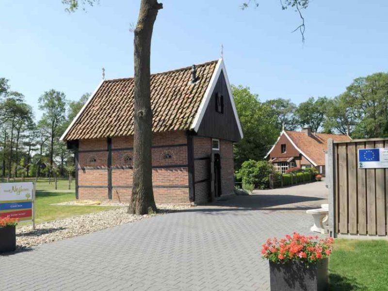 Dal van de Mosbeek - Vodatent.nl - Glamping