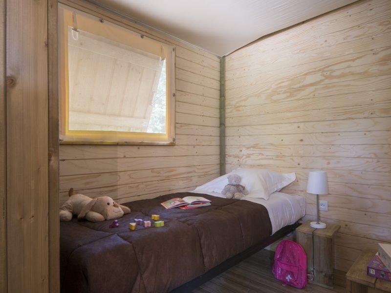 Kinderslaapkamer cabane - Glamping Parc du Val de Loire