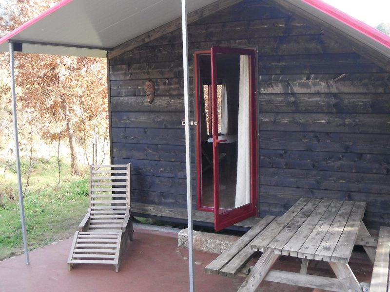 Lodge - Quinta do Rio - Glamping.nl