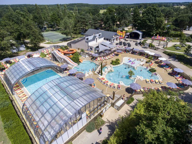 Zwembad - Glamping Parc du val de Loire