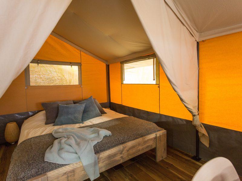 Safaritent - Camping La Bretonniere - Glamping.nl