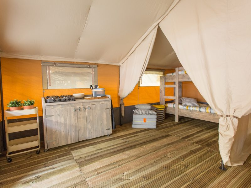Safaritent - Budget Glamping - Glamping.nl