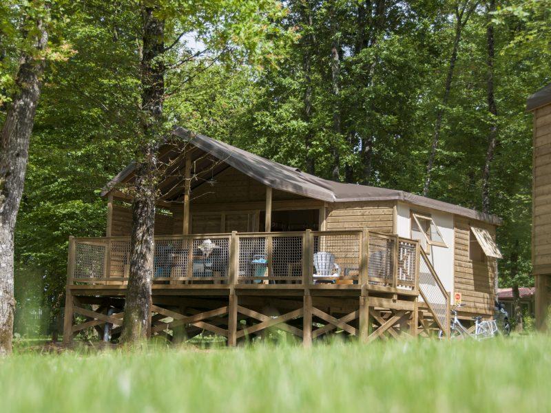 Glamping tent - Parc du val de Loire