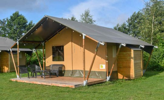 au Bord de l'Ourthe - Glamping.nl