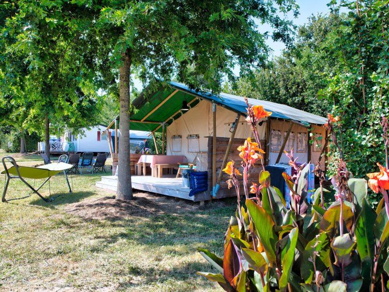 Camping - Camping La Bretonniere - Glamping.nl