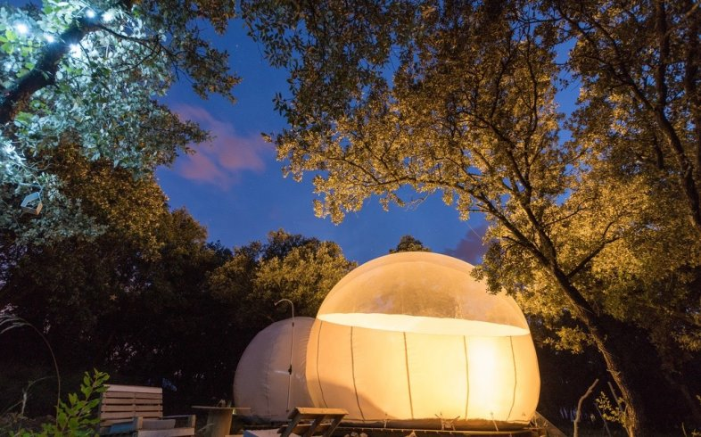 Astronarium Aniane - glamping.nl