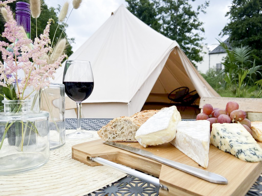 Spaarne Glamping pop-up glamping